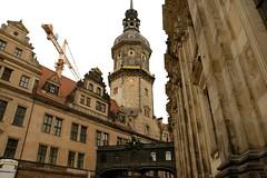 12_53 (Thoralf Schade) Tags: clock dresden uhr schlosskirche castlechurch 1253 0053