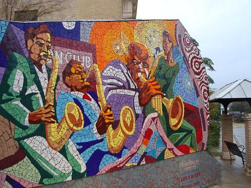 flickr Mosaic Artists: Mosaic Wall Art (Austin, TX)
