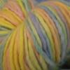 *Kat's Rainbow* 7 oz Galenas Merino Yarn <br>~ 1 cent shipping!! ~