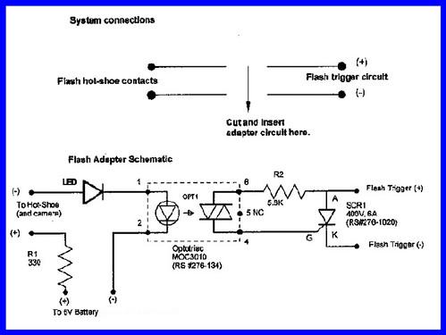 diy vivitar trigger voltage modification flash and studio rh photography on the net