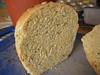 Welsh Clay Pot Bread - Interior