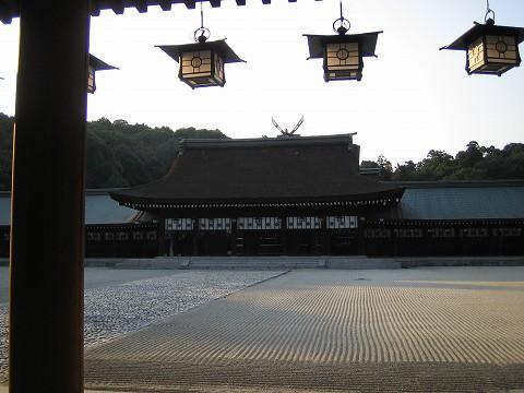 橿原神宮-本殿