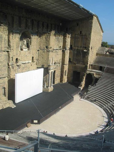 Roman Theater Orange France