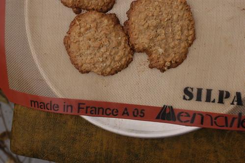 oatmeal cookies I