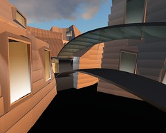 (Beverly Millson (aka Bettina Tizzy)) Tags: life hot architecture wonder cool interesting bestof top magic gehry sl secondlife stuff second neat fabulous learn artisan newbies noobs noob mustsee worthit thesoulofsl