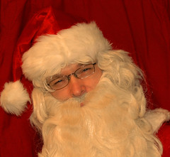 Santa Claus (Matti Mattila) Tags: santa christmas xmas winter red people white holiday man male smiling closeup beard person glasses costume celebration event fatherchristmas santaclaus eyeglasses spectacles joulupukki whitehair senioradult seniorman korvatunturi