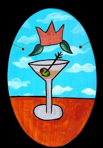 Crown Martini