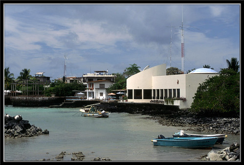 National Bank - Puerto Ayora, Santa Cruz Island - Galapagos