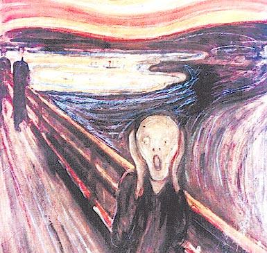 Miedo... El grito