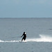 Wake Board tiré par un Jet Ski