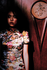 shamed (mela.de.gypsie) Tags: girl women chinatown shadows oppression chinese silence oriental shame beaten lois themes frail cheongsam shamed meekness flickrdiamond ysplix objectifying excapture memoryofadress patriarchalsociety