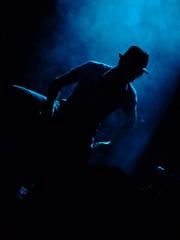 BLU COBALTO (PINNI84) Tags: live musica vicenza danilo tasco negramaro percussioni