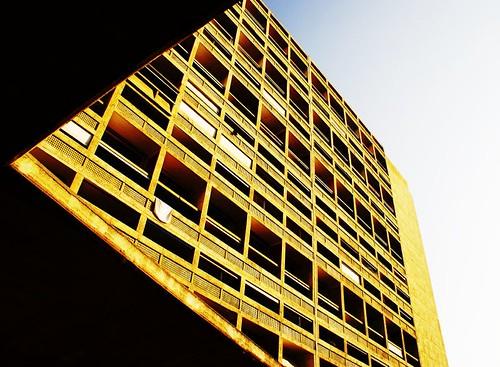 Le Corbusier/ Cité radieuse (Maison du Fada), Marseille, 13