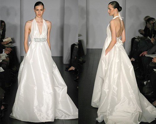 Blair - Amsale Wedding Dresses, Amsale Wedding Gowns by silvia3773.