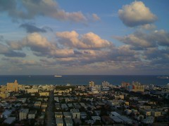 South Beach (@MSG) Tags: view miami southbeach soutbeach takenwithmyiphone frommyiphone