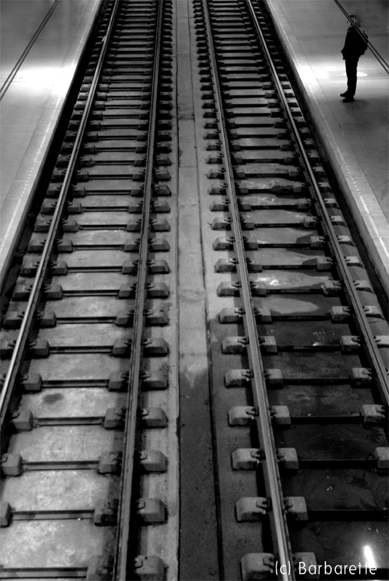 attente-métro