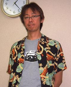 大森貴弘〔Takahiro Oomori〕 2007 ver.