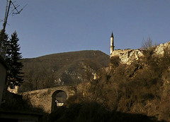 Overlooking Travnik