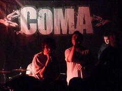 Coma 2 (Zazine) Tags: concert suburbia bucharest coma