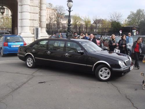 Mercedes-Benz E-Class Pullman