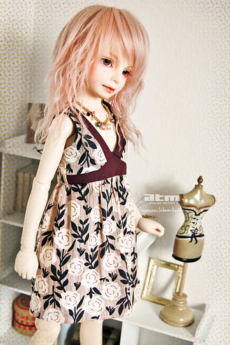 Retro Roses - Volks SchoolA Girl