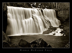 Middle McCloud Falls (TravelnFotog) Tags: travel water northerncalifornia digital river landscape photography waterfall nikon scenic cascade d300 siskiyoucounty flowingwater mccloudriver middlemccloudfalls shastanationalforest superbmasterpiece travelnfotog