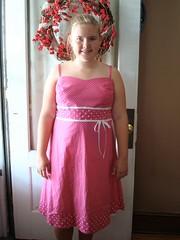 Spring Dance Dress