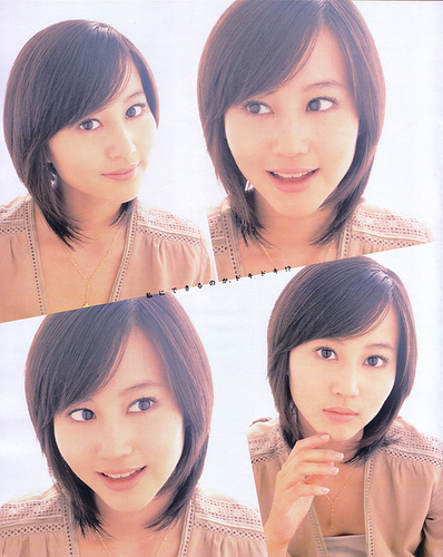 Maki Horikita collage