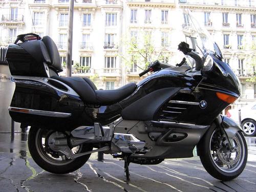 Bmw Touring Bike Bmw K1200lt Touring Motorcycle