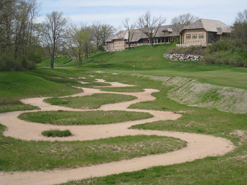 Blackwolf Run, River Course, Kohler, Wisconsin
