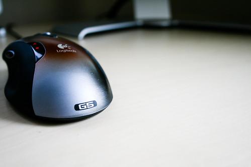 Logitech マウス