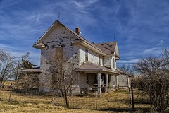 This Old Place (Kool Cats Photography over 8 Million Views) Tags: house architecture historic oklahoma farmhouse
