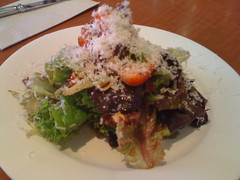 Pizzeria Picco in Larkspur, CA - Spring Mixed Salad