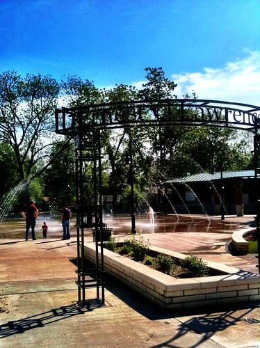 Bentonville splash park
