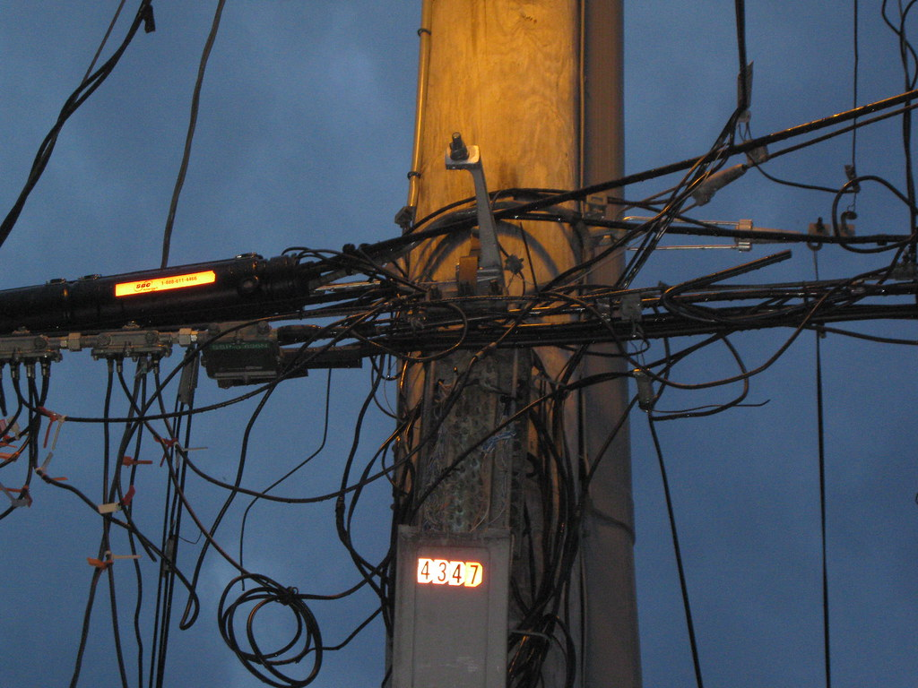 The Worlds Best Photos Of Messy And Wires Flickr Hive Mind Wiring Pictures Img 0740 Julycohen Tags Telephone Pole