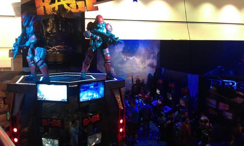Bethesda Booth E3 2011