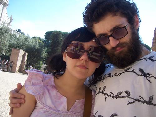 GLK & NIKI IN ROME