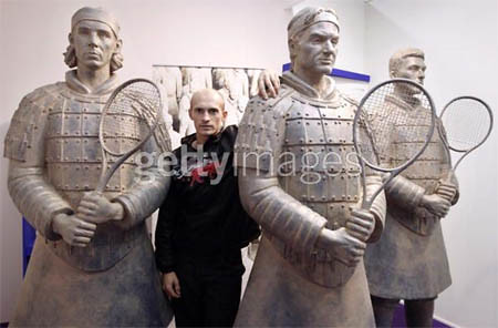davydenko - madrid - terracotta warriors