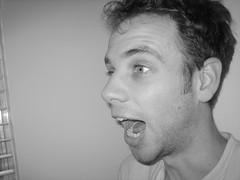 Surprised face!