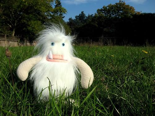 yeti (aka the abominable snowman)