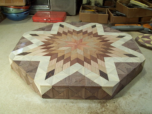 Making a Lazy Susan #47