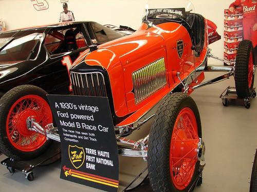 Model B Race Car