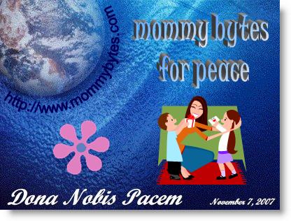 peace globe 11-07