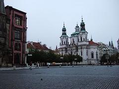 Empty Old Town Square - part 2 (krouto) Tags: republic czech prague praha oldtownsquare