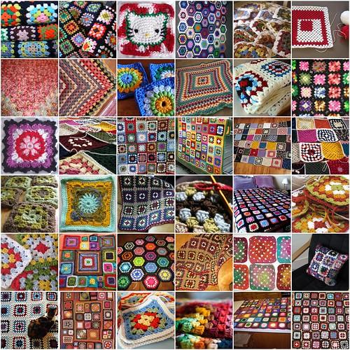 Crochet Spot » Blog Archive » Crochet Pattern: Granny Square