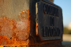 Corrosione a Livorno (Fl:ckrnauta) Tags: pisasocialevent