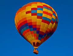Zoom Zoom Zoom (oybay) Tags: arizona color colors hotair balloon inflatable hotairballoon upcloseandpersonal mywinners goldenphotographer diamondclassphotographer