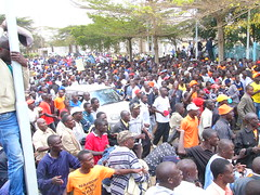 ODM AT MOI SPORTS CENTRE NAIROBI