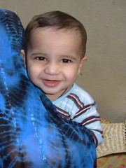 DSCN3457 (Mud$i) Tags: boy cute smile face smart child handsome pakistani khan karachi mashaallah maleeh