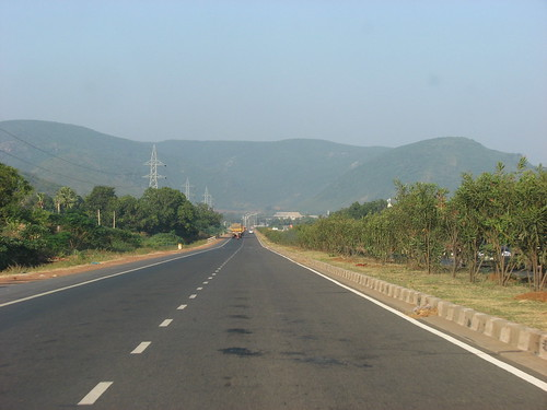 NH5 to Vizag